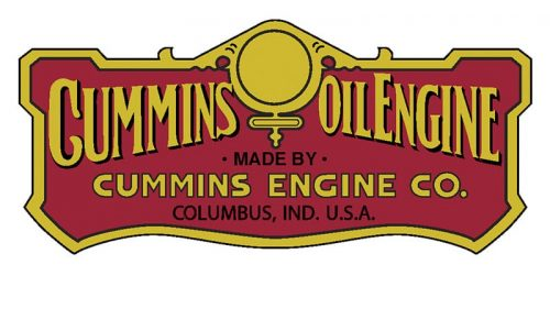 Cummins Logo 1919