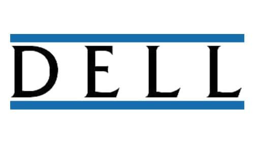 Dell Logo 1987