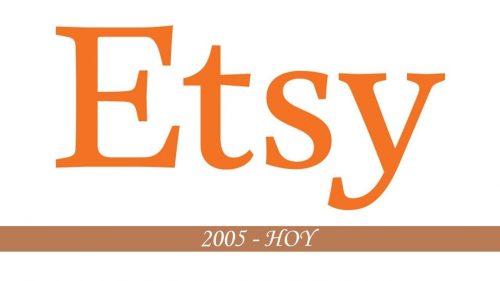 Historia del logotipo de Etsy