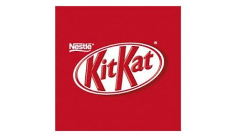Kit Kat Logo 1995