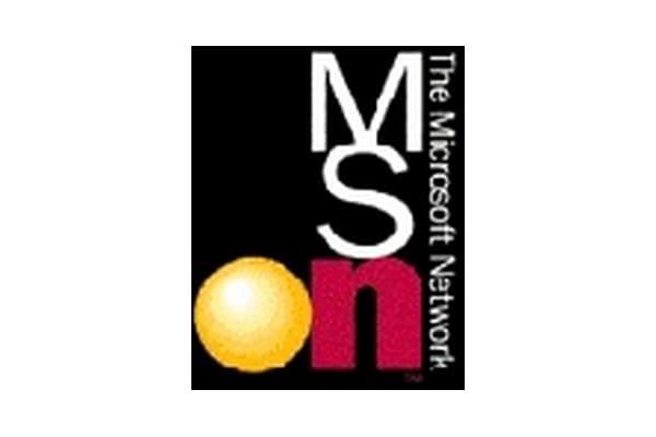 MSN Logo 1996