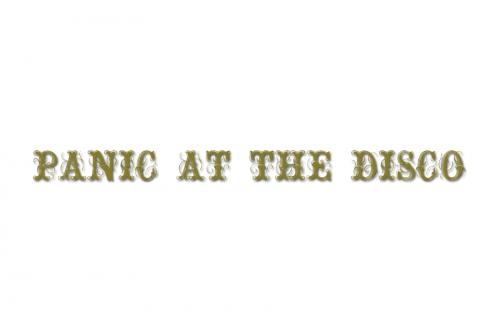 Panic at the Disco Logo 2005