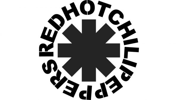 Red hot chili peppers emblema