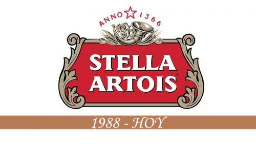 Historia del logotipo de Stella Artois