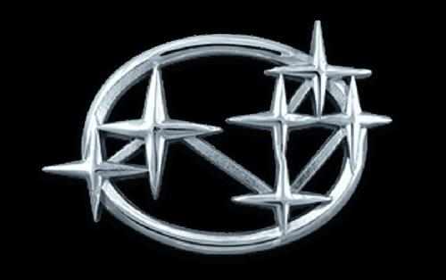 Subaru Logo 1953-58