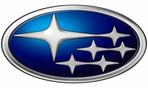 Subaru Logo 1999