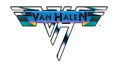 Van Halen Logo 1978