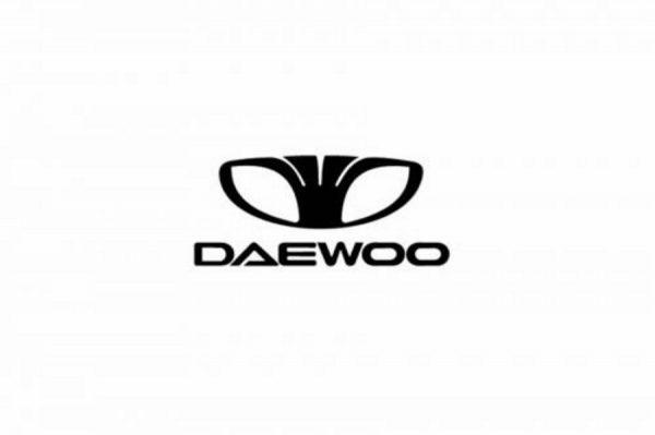 Daewoo Logo 1994