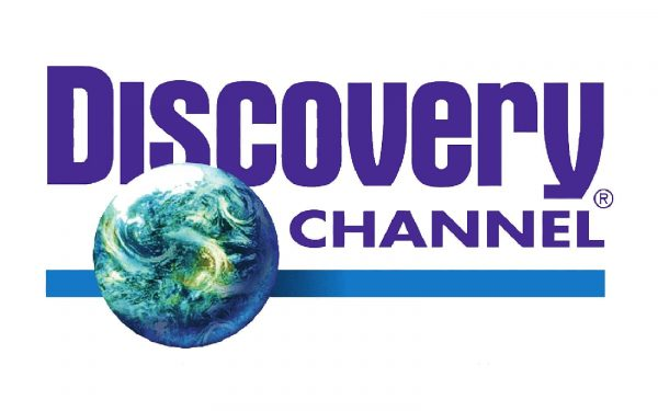 Discovery Logo 1995
