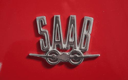 Saab Logo 1963
