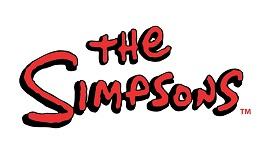 The Simpsons logo