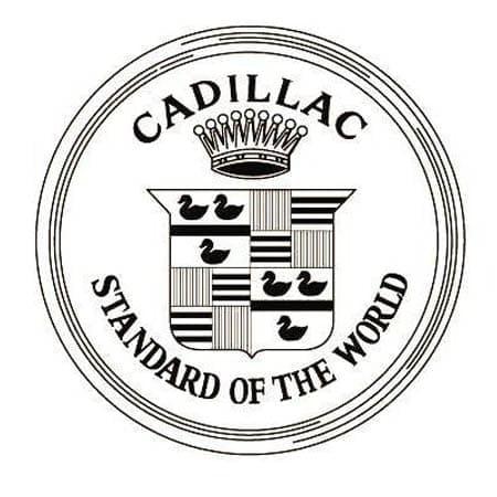 cadillac logo 1908