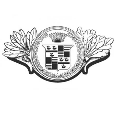 cadillac logo 1915