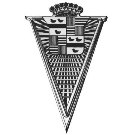 cadillac logo 1939