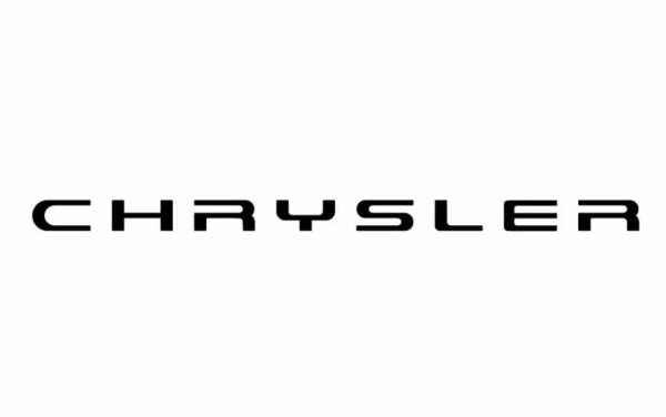 chrysler logo 1980