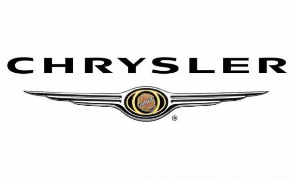 chrysler logo 1990