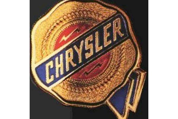 chrysler logo 1993