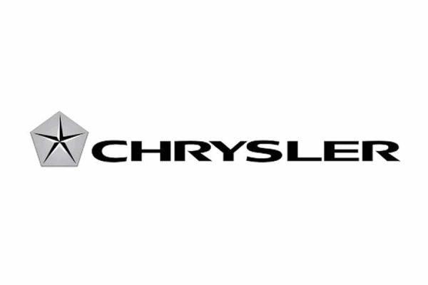 chrysler logo 2000