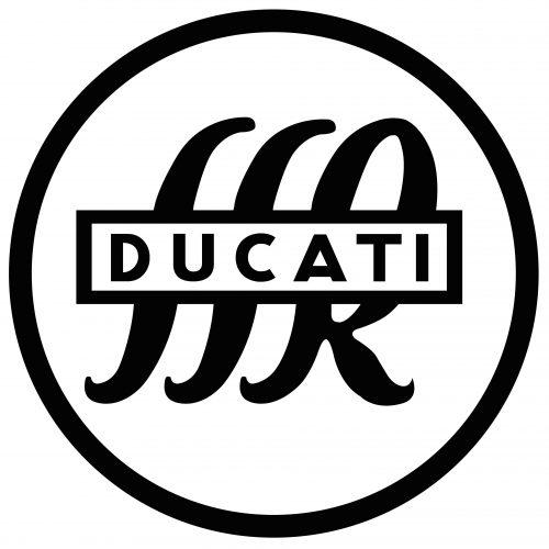 ducati logo 1935
