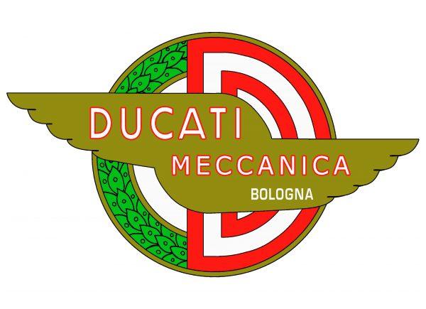 ducati logo 1949
