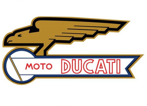 ducati logo 1959