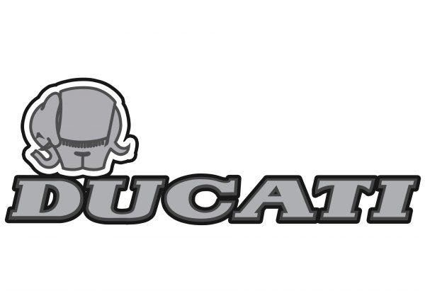 ducati logo 1985