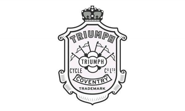 triumph logo 1902