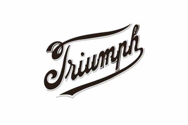 triumph logo 1907