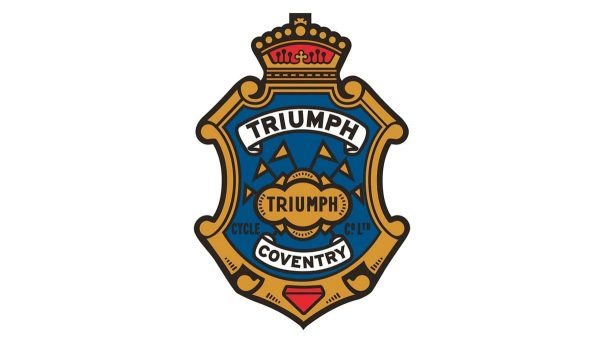 triumph logo 1922