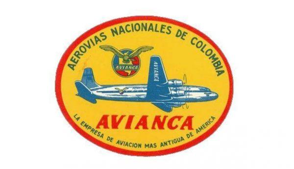 Avianca Logo 1940