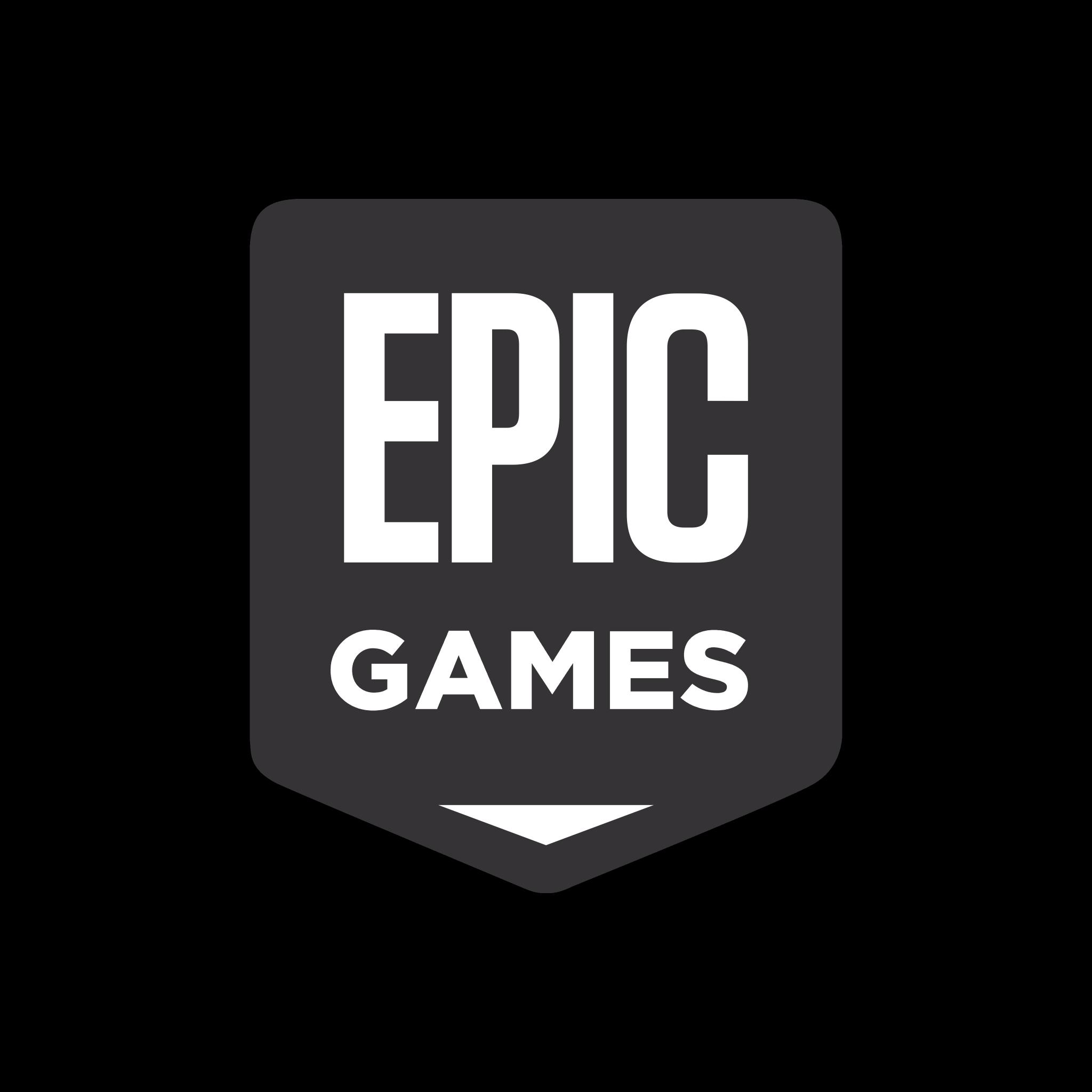 Logo EPIC GAMES: valor, histria, png, vector