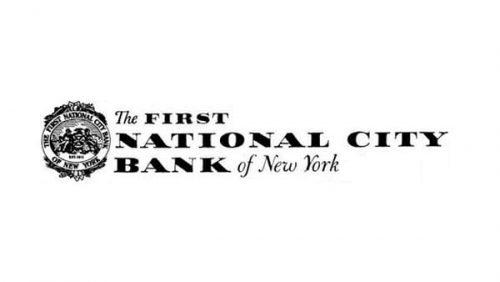 Citibank Logo 1955