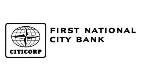 Citibank Logo 1965