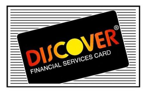 Discover Logo 1985