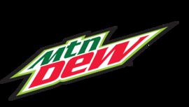 Mountain Dew logo tumbs