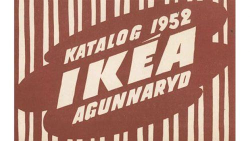 IKEA Logo 1952