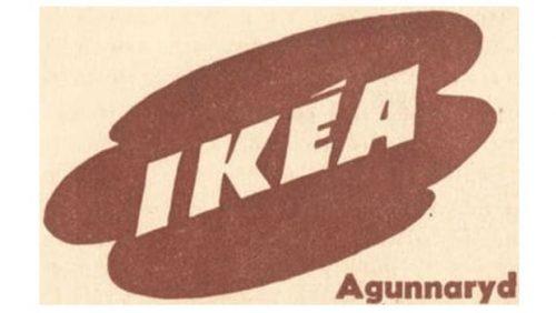 IKEA Logo 1953