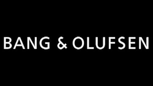 Logo Bang Olufsen