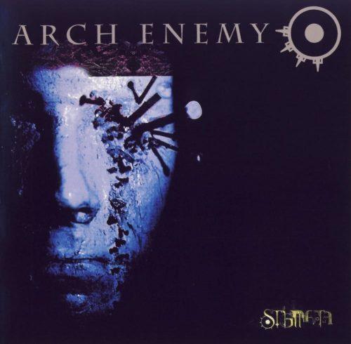 Arch Enemy Logo 1998