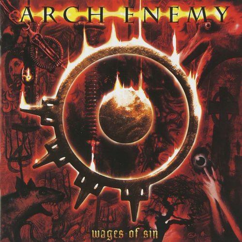 Arch Enemy Logo 2001
