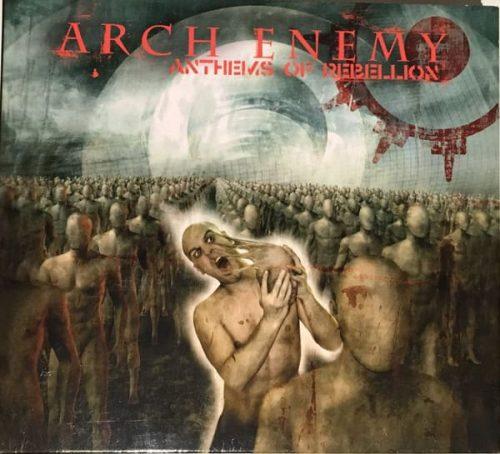 Arch Enemy Logo 2003