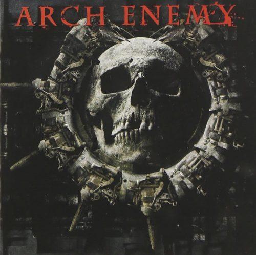Arch Enemy Logo 2005