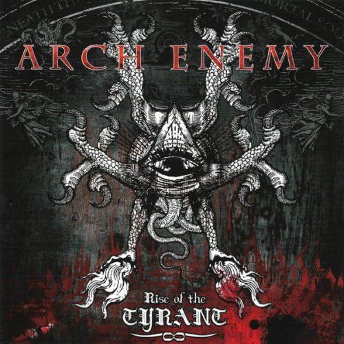 Arch Enemy Logo 2007