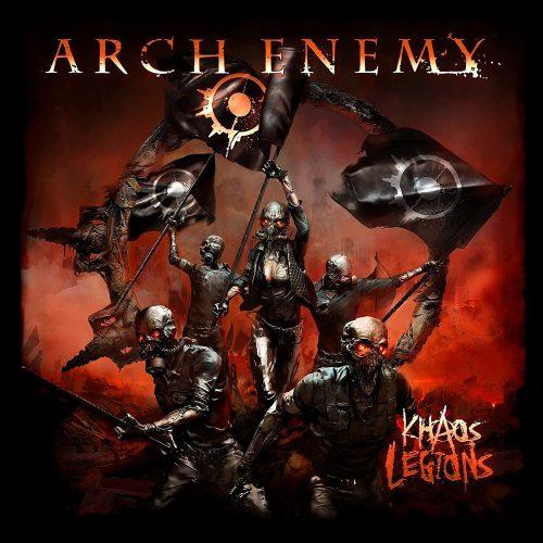 Arch Enemy Logo 2011