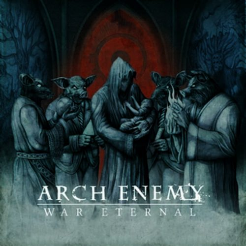 Arch Enemy Logo 2014