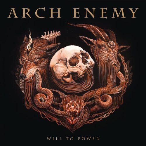 Arch Enemy Logo 2017