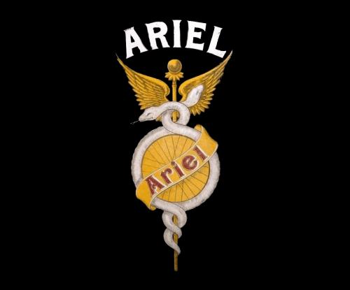 Ariel Logo 1951