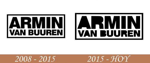 Historia del logotipo de Armin Van Buuren