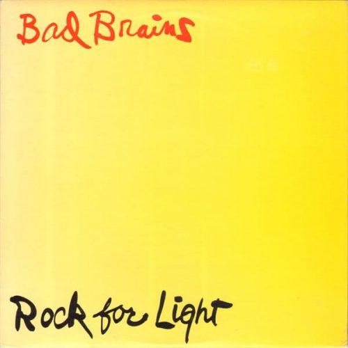 Bad Brains Logo 1983