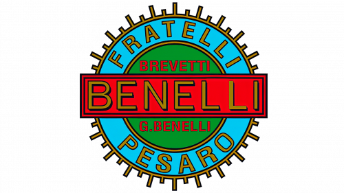 Benelli Logo 1911